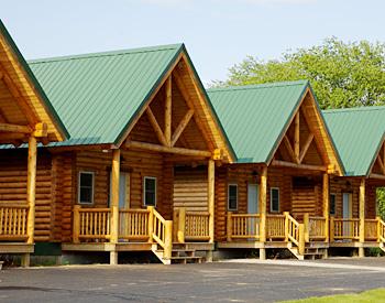Munising Cabin Rental Units : Hillcrest Motel & Cabins