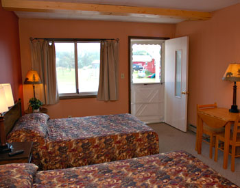 Upper Peninsula lodging at affordable rates